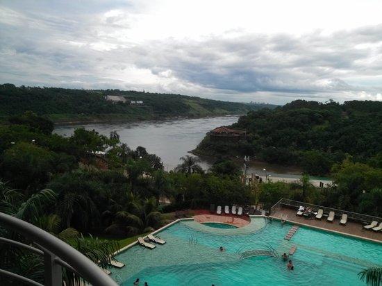 Amerian Portal del Iguazu: vista que ofrece la suite 315