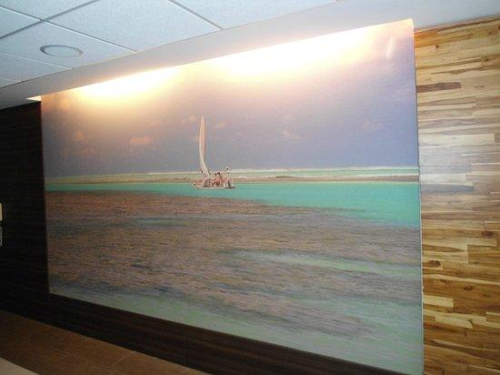 Best Western Premier Maceio: Hall dos andares de quartos