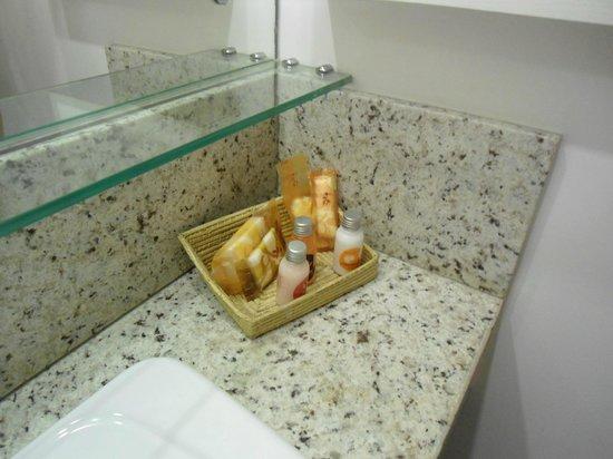 Best Western Premier Maceio: Banheiro