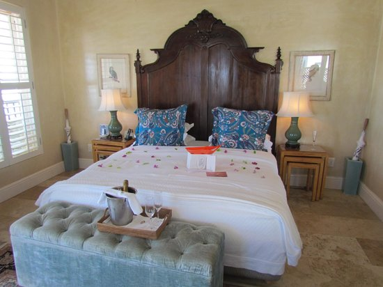 Birkenhead House: Our room