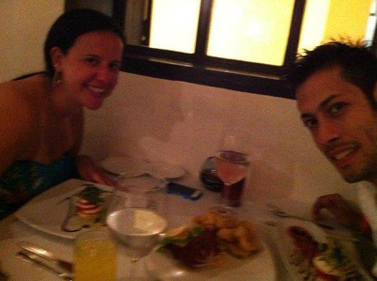Fiesta Americana Condesa Cancun All Inclusive: Restaurante Rosato
