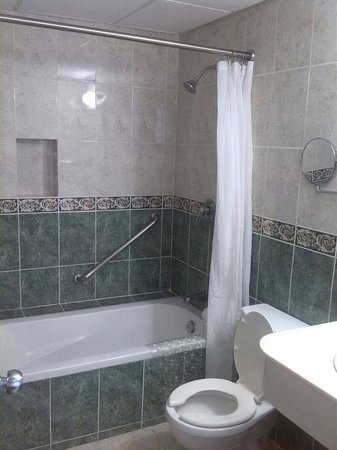Plaza Colonial Hotel Campeche : Bagno