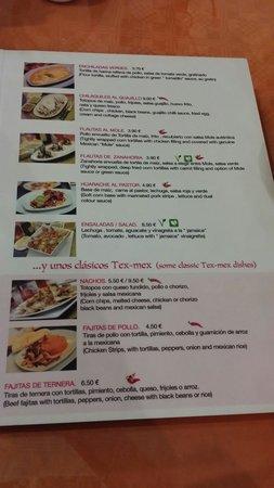 La Cantina Mexicana: Todo muy bueno