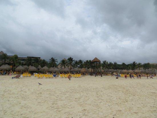 Iberostar Tucan Hotel : Playa del hotel