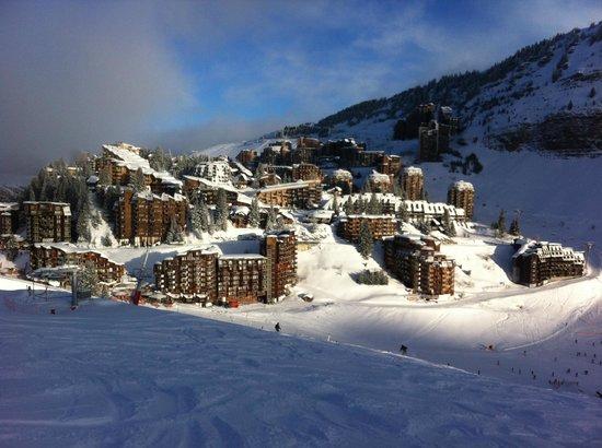 Ski with Ease - Ski School : I recommend Glen totally !!
