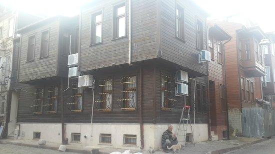 Rozin Hotel : diş mekan
