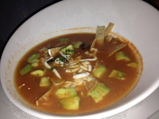 El Matador: Tortilla Soup
