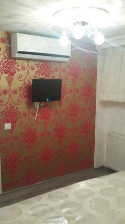 Rozin Hotel: aile odası