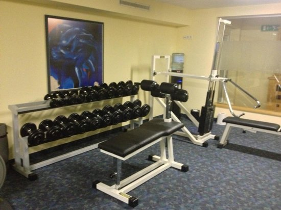 Hotel Brigitte: Тренажерный зал / Gym