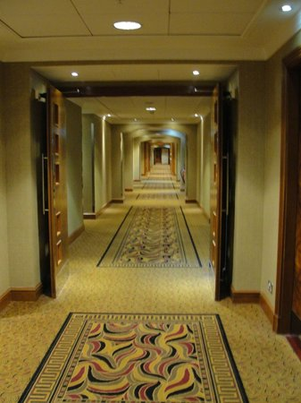 Hilton London Paddington : Hallways