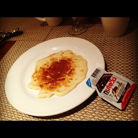 Hilton London Paddington : Pancakes!