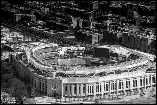 Helicopter Flight Services - Helicopter Tours: Ariel of Yankee Stadium