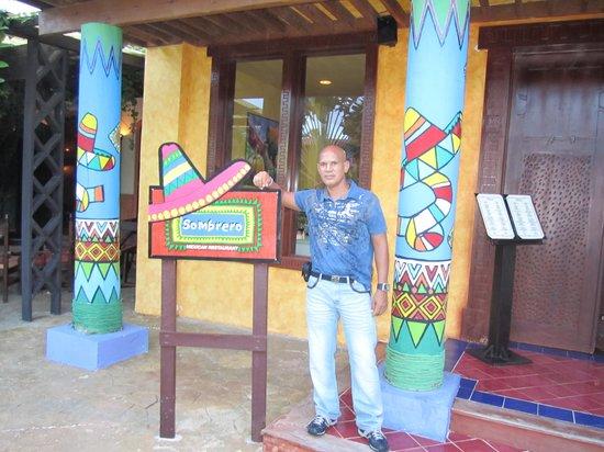 Caribe Club Princess Beach Resort & Spa: RESTAURANTE MEJICANO