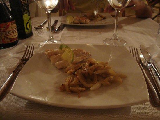 Villa Caracol: cena