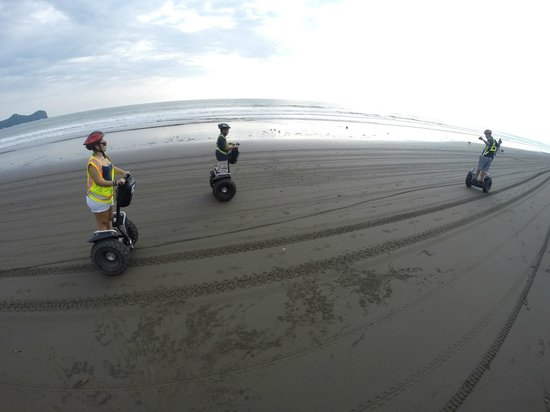 Segway Tours of Costa Rica: Go !!!