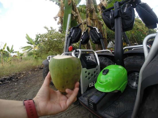 Segway Tours of Costa Rica: Delicioso
