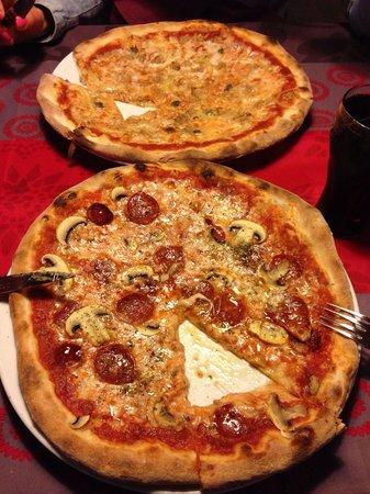 Pizzeria Ristorante Pummarola: Deliziosa!!