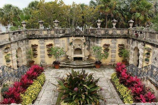 O Jardim Secreto Picture Of Vizcaya Museum And Gardens