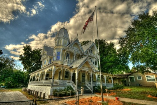 Mount Dora, Floride : Donnelly House