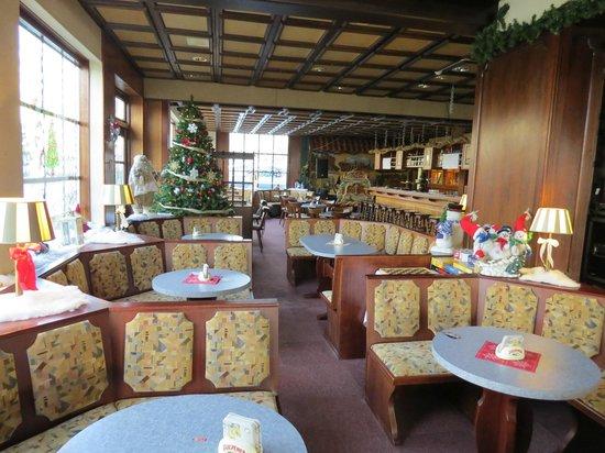 Hotel Opdeboud: Lounge