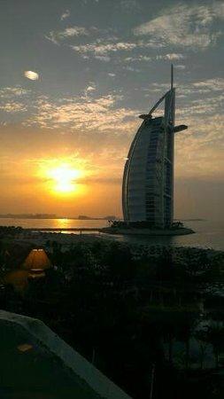 Jumeirah Beach Hotel: Sunset View