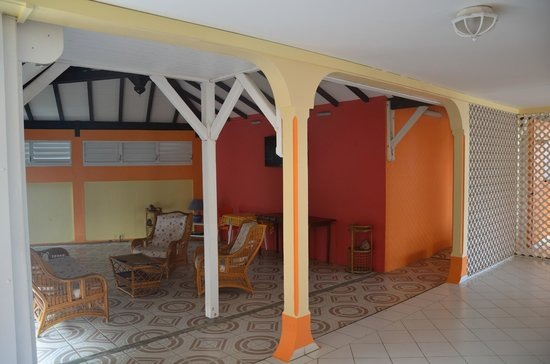 Hotel Le Petit Havre: petit salon