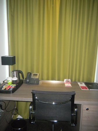 Fletcher Hotel-Restaurant Leidschendam-Den Haag : sector dela habitacion