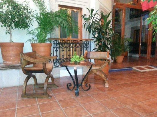 Mision Patzcuaro Centro Historico: para tomar un cafe