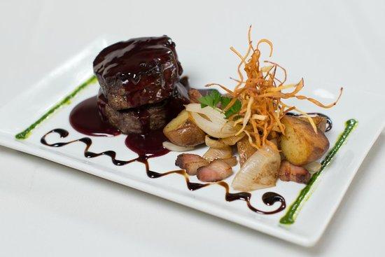 Restaurante Don Salvador: Lomo Andino