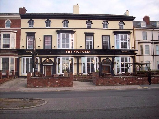 ‪The Victoria Pub, Southport Promenade‬