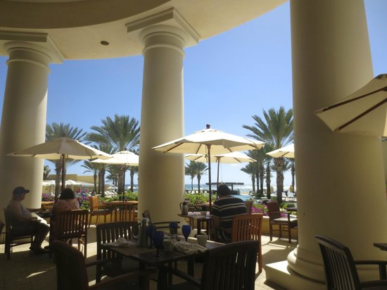 The Westin Dawn Beach Resort & Spa, St. Maarten: Brunch