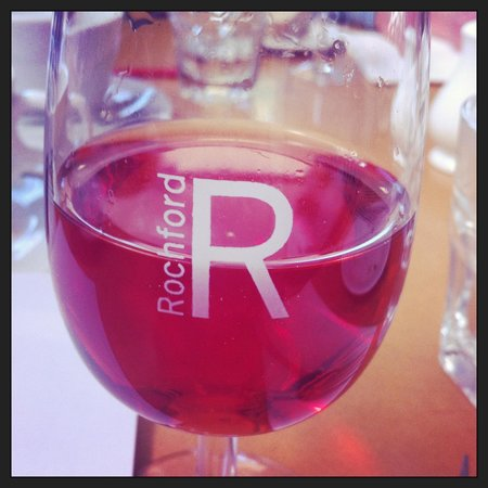 Yarra Valley Wine Tasting Tours : Yummy Rosé in Rochford Winery