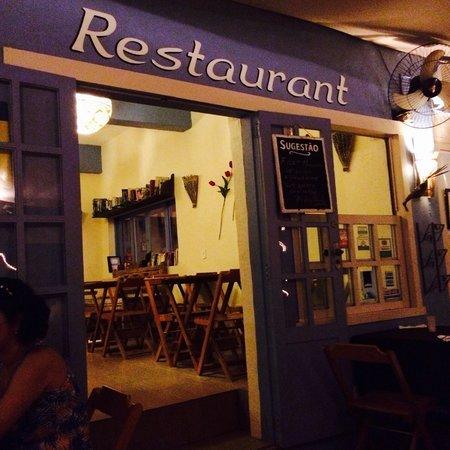 Pousada L'Escale: Restaurant!