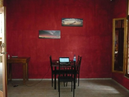 Casa Mariposa : Free Wi-Fi