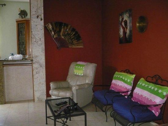 Casa Mariposa : Living room