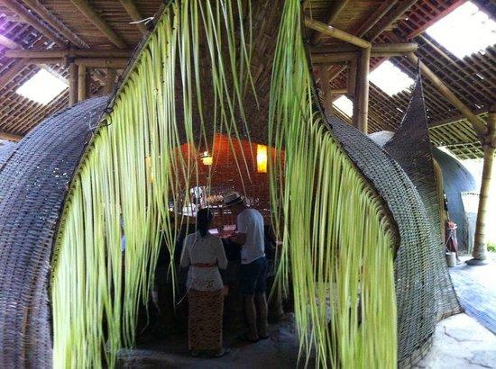 Bambu Indah - Front Office