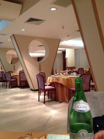 Svevo Hotel : Sala ristorante