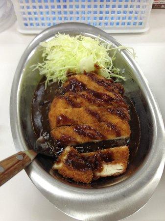 Go!Go!Curry Shinjuku Higashiguchi Chuodori: thick roux, deep flavors
