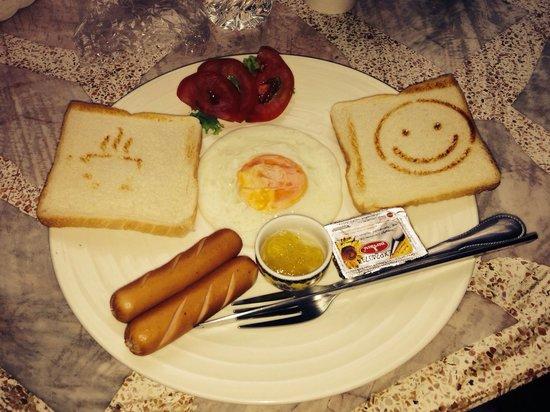 Khaosan Baan Thai: Petit déjeuner ��