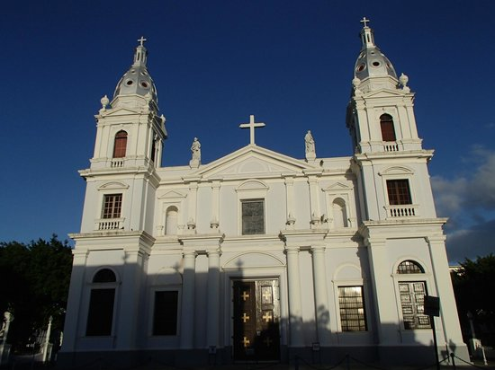 Plaza of Delights (Plaza de las Delicias): Cathedral