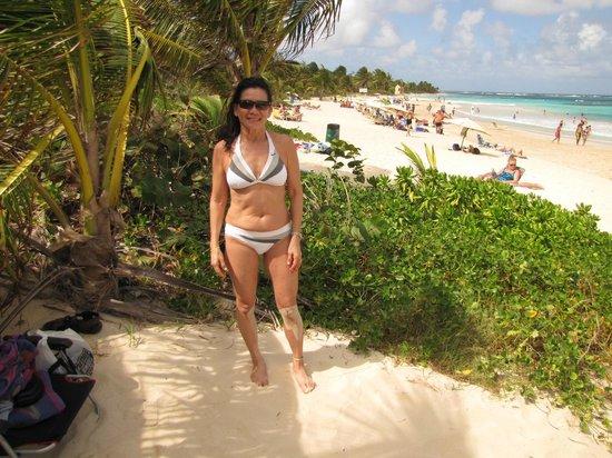 Casa Resaca: Beach