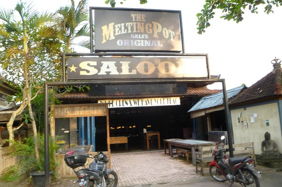 The Melting Pot Saloon