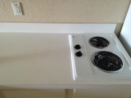 Red Roof Inn & Suites Pensacola - NAS Corry : Counter