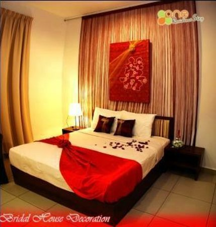 Sunflower House Malacca: Wedding Package