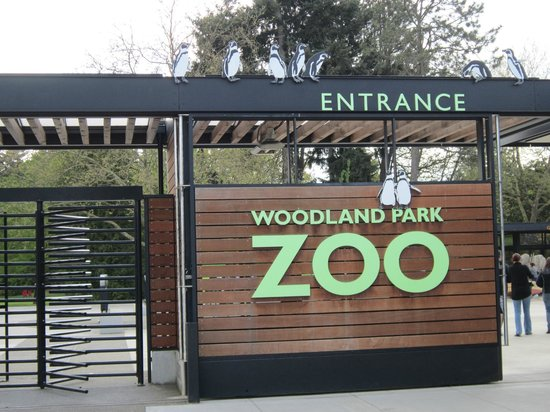 Woodland Park Zoo Food Court