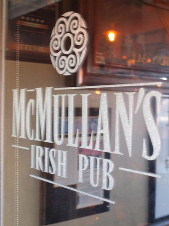 McMullan's Irish Pub, Las Vegas - Paradise - Menu, Prices ...