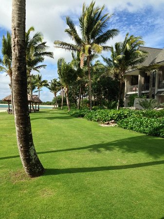 InterContinental Fiji Golf Resort & Spa: The beachfront