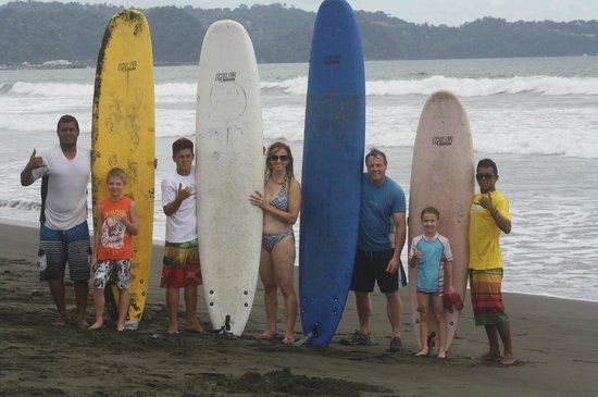 Manuel Antonio Surf School : Amazing experience!