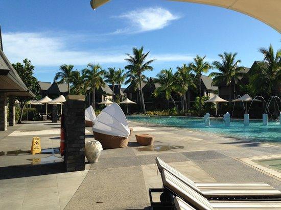 InterContinental Fiji Golf Resort & Spa : The pool