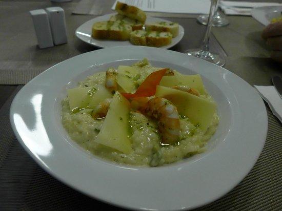 Chango Restaurante: Seafood Risotto